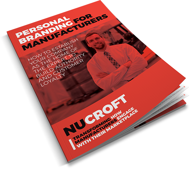 Nucroft - Personal Branding For Manufacturers | Grow Your